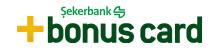�ekerbank (Bonus Card)